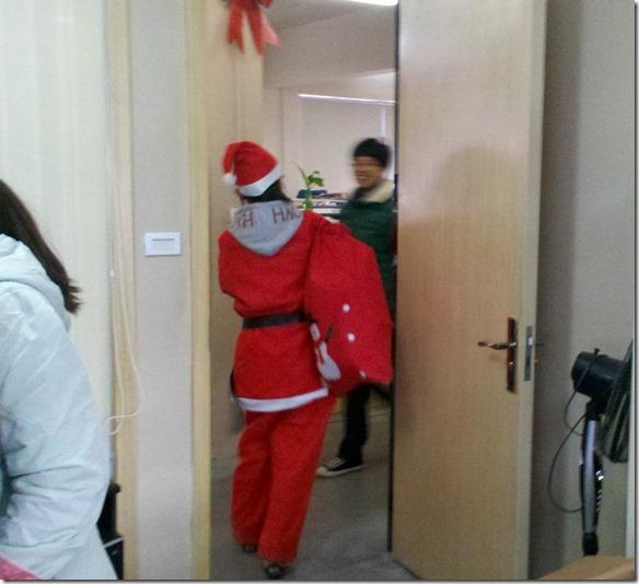 """公司的""""圣诞老人"""""""