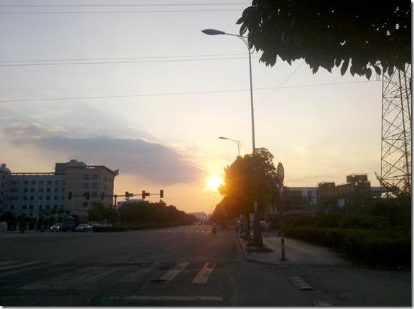 夏日黄昏3