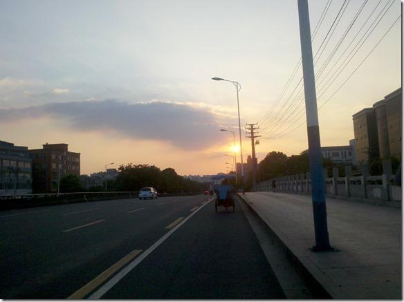 夏日黄昏4