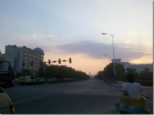 夏日黄昏5