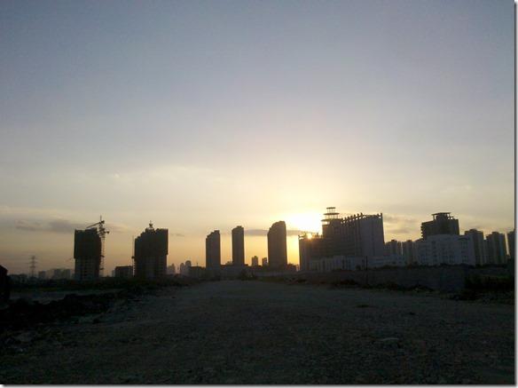 夏日黄昏7